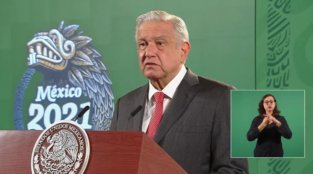 AMLO envía felicitaciones por su triunfo a Pedro Castillo, presidente electo de Perú