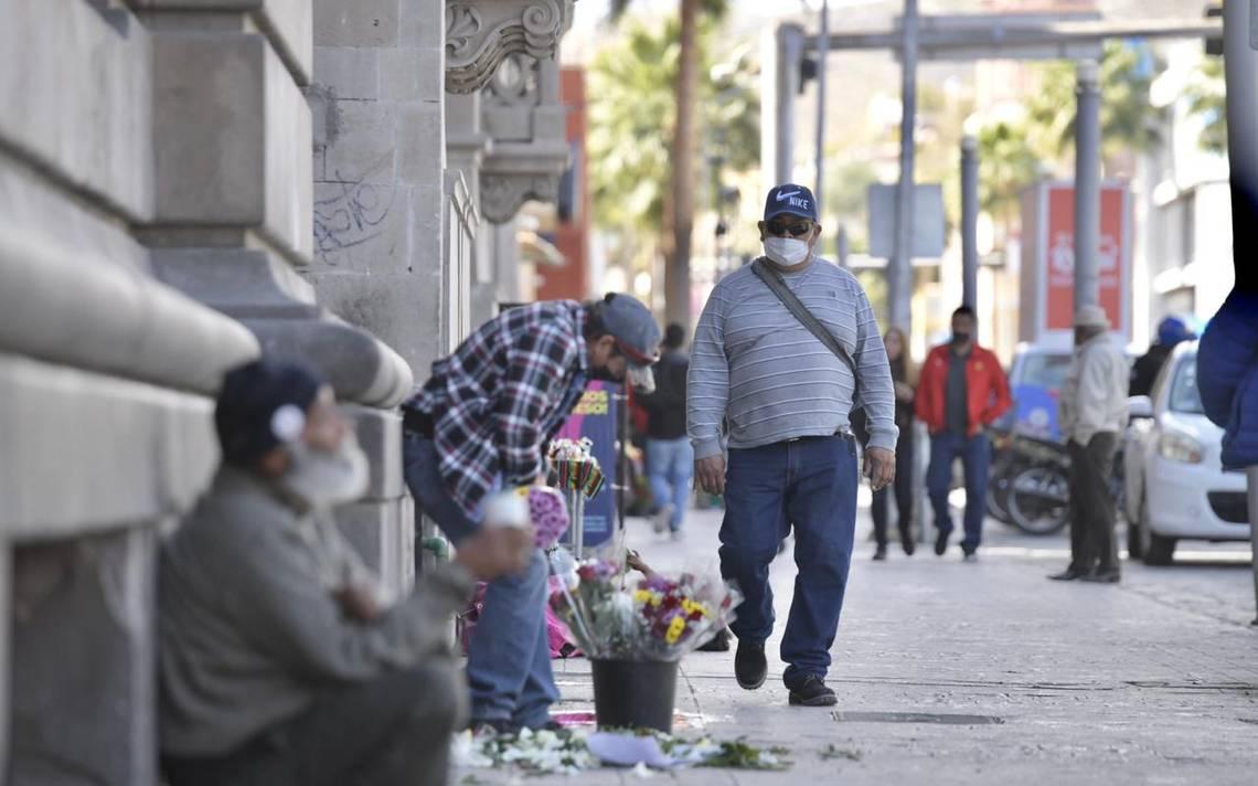 Se registra el mayor numero de contagios en los últimos meses en Coahuila