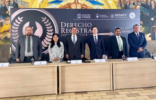 Convoca Facultad de Jurisprudencia al Diplomado en Derecho Registral
