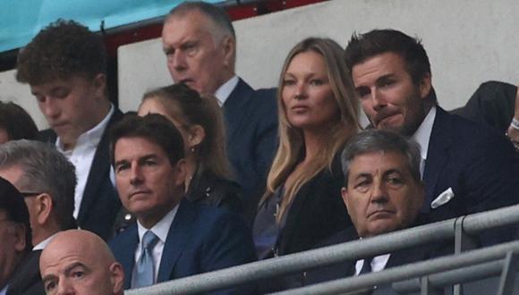Tom Cruise futbolero de corazón