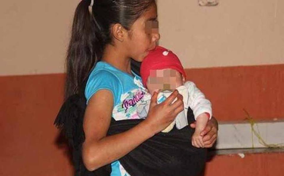 En México, registran alza de 30% en embarazos en niñas durante la pandemia de COVID-19