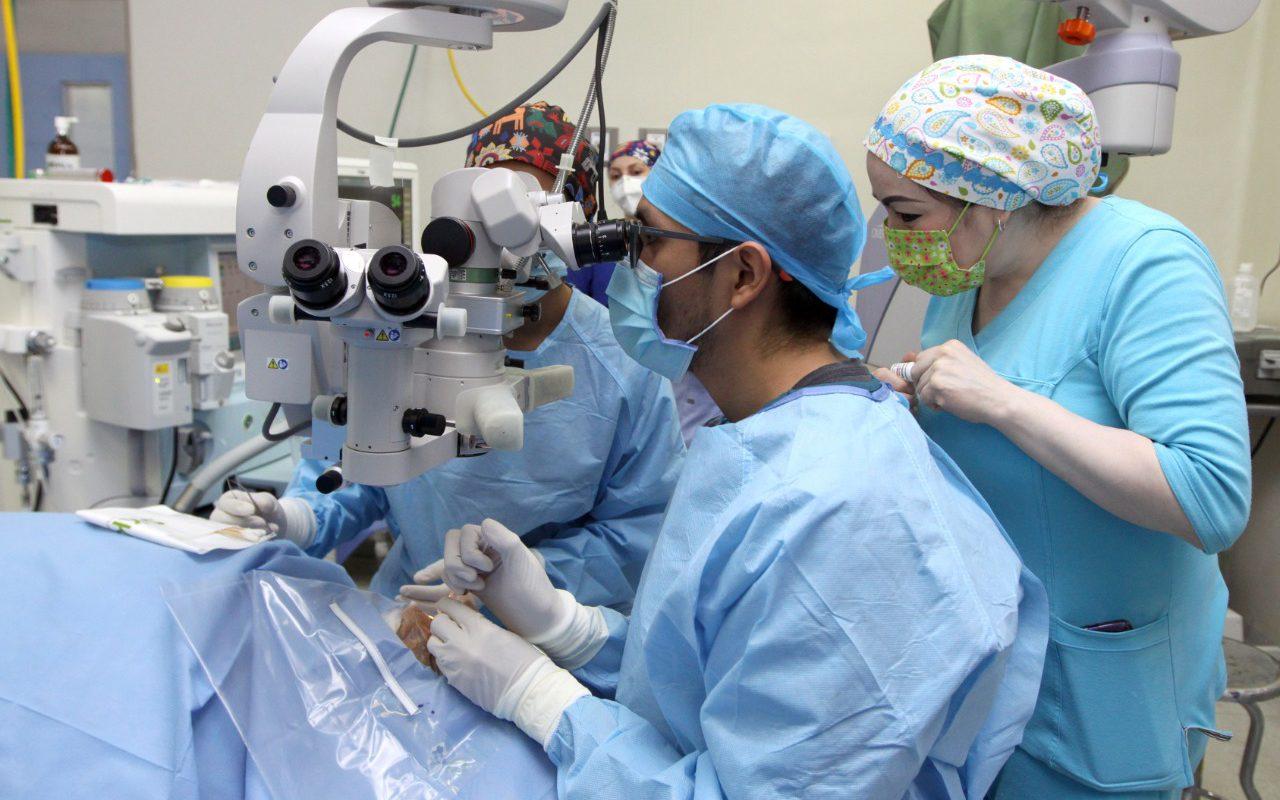 El IMSS recupera servicios médicos ordinarios diferidos por la pandemia COVID-19