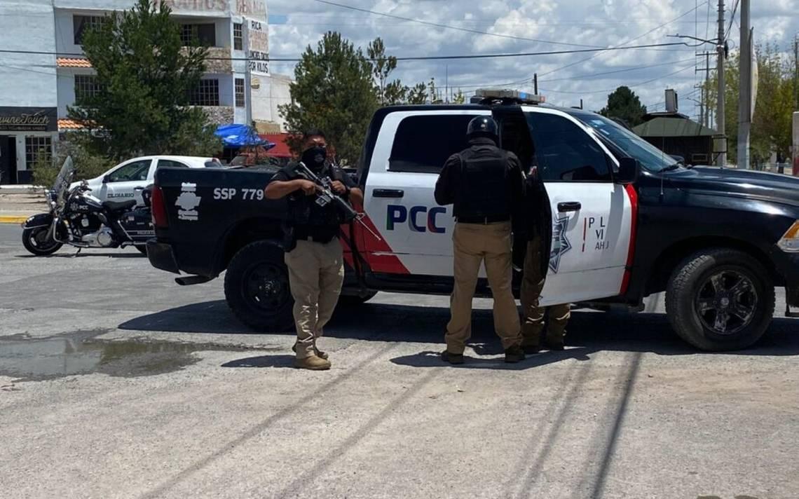 Policiaca: Hombre violento raptó a su hijito de 2 años en Saltillo; se le llevó en plena calle