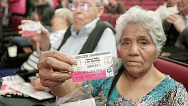 Estas son las fechas para incorporación al Programa de Pensión para adultos mayores de 65 y Más en la Región Centro y Carbonífera