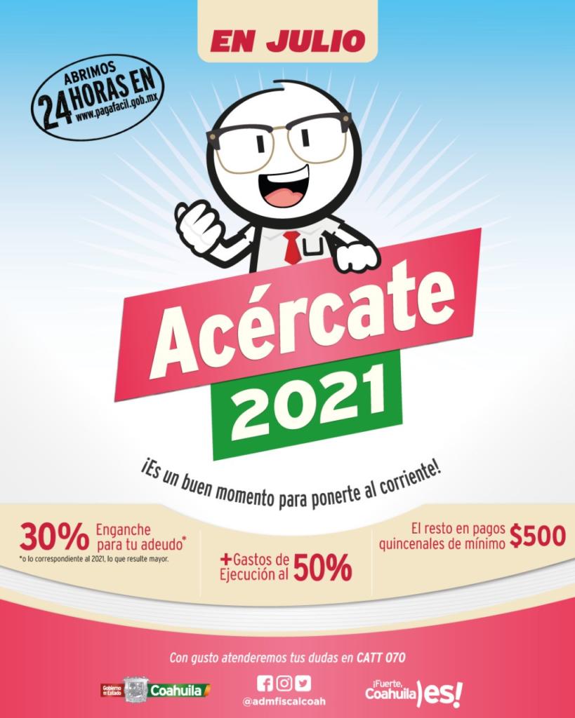 """""""Acércate"""""""