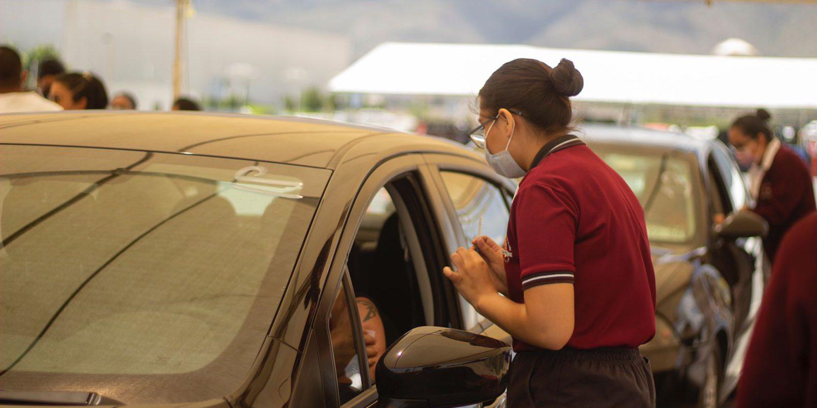 Se extiende jornada de vacunación en Saltillo