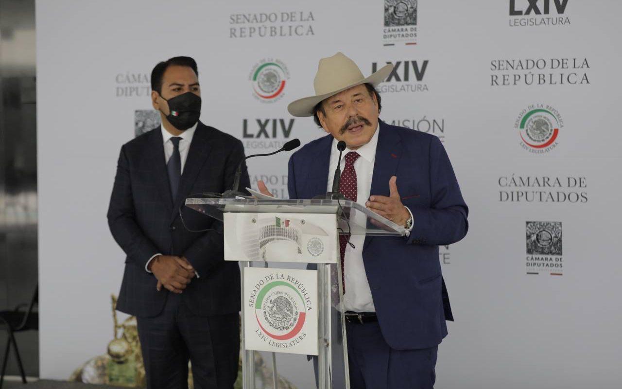 Solicitan senadores que se libere el recurso para el tren Coahuilteca