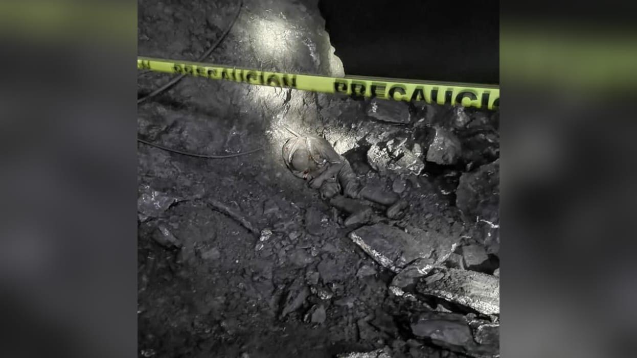 Dos mineros fallecidos y uno herido tras derrumbe en mina 'La Pasión'
