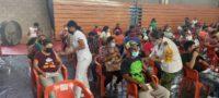 Arrancó vacunación anti Covid para población entre 18 y 29 años en municipios fronterizos de Coahuila