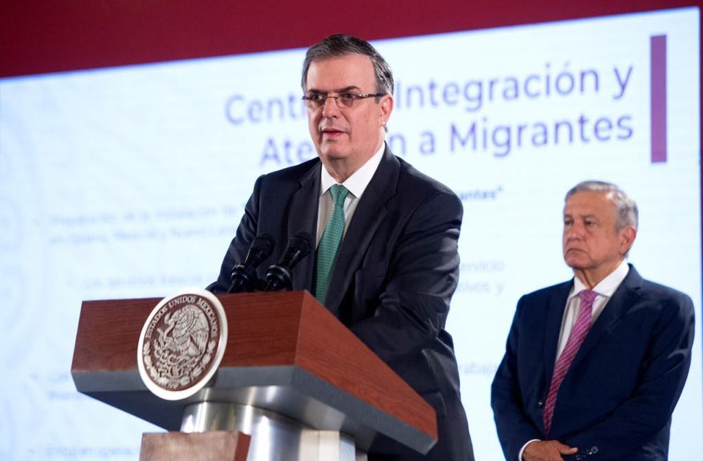'Me veo defendiendo una causa'; Ebrard buscará presidencia con MORENA en 2024