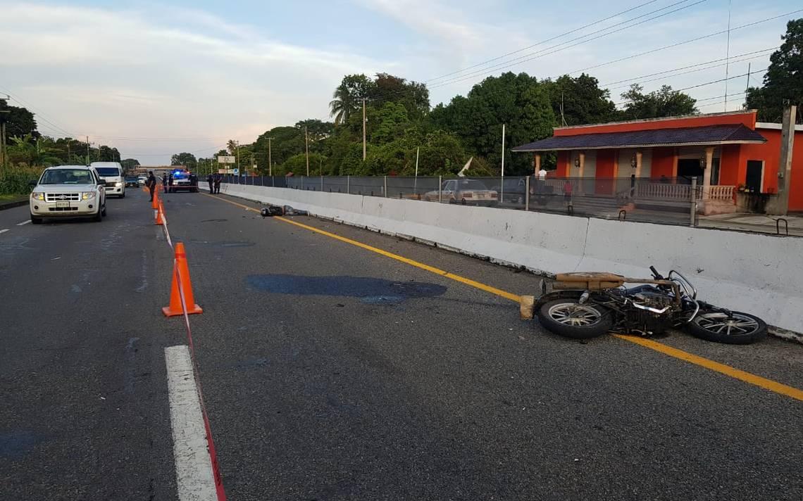 Jóvenes irresponsables atropellaron a un abuelito: Lo embistieron con su motocicleta