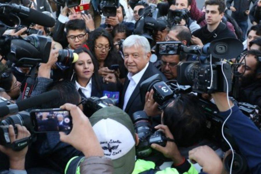 Vamos a garantizar la paz a los periodistas: AMLO sobre desaparecidos en Guerrero