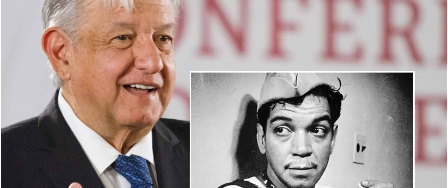 CANTINFLAS AMLO