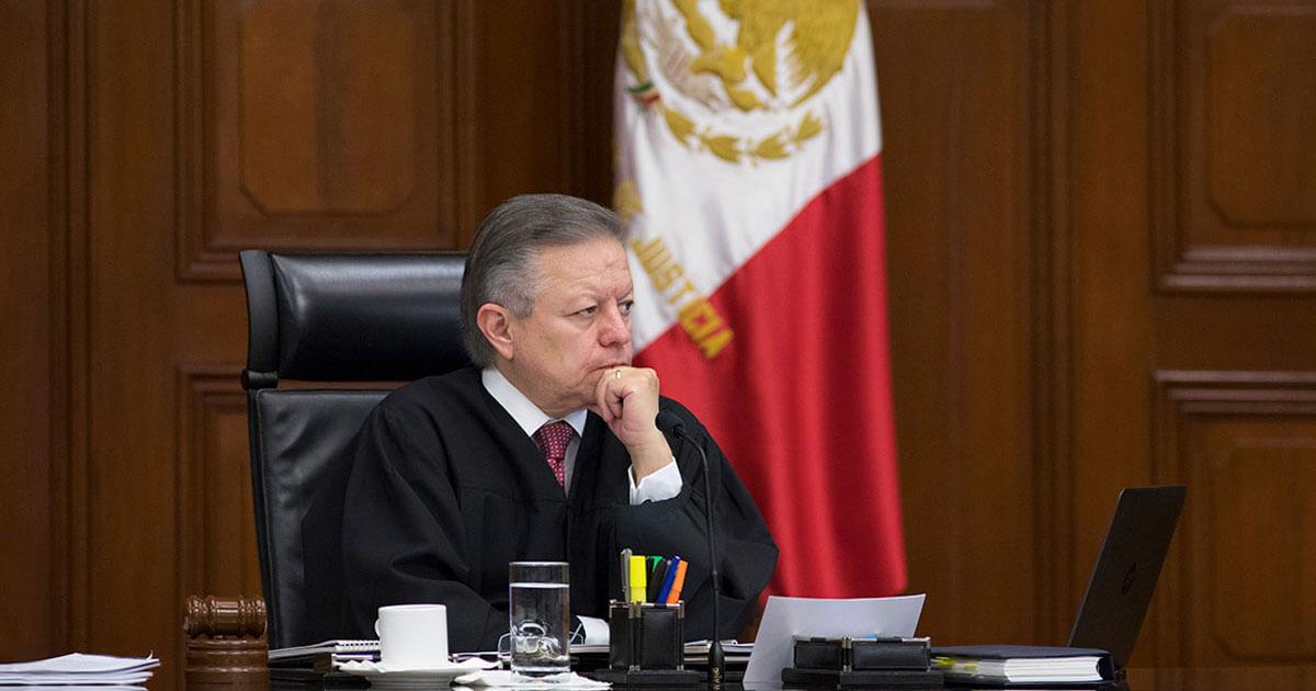 La SCJN no puede poder disciplina ni vigilancia sobre el TEPJF, se debe modificar la ley; Zaldívar