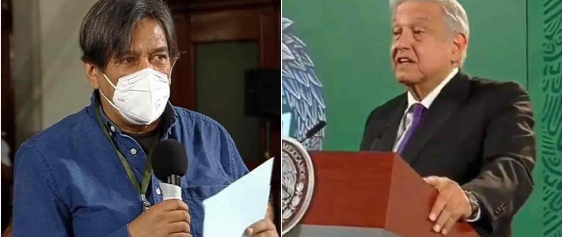 El presidente no es un títere, no lo vamos a permitir: AMLO a Astillero sobre concesiones