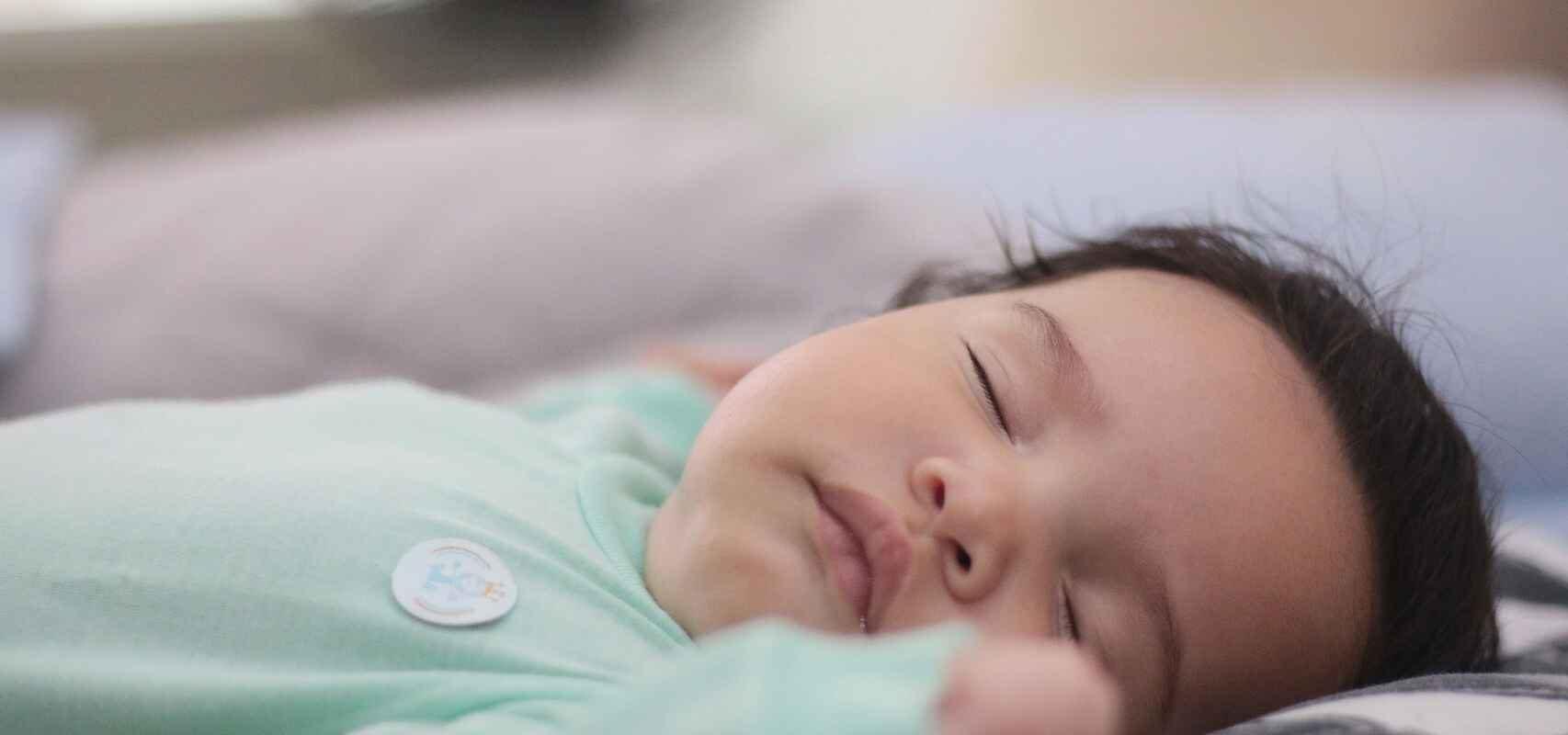 Padre abusador: Mandó a su bebito de 3 meses al hospital tras darle una golpiza