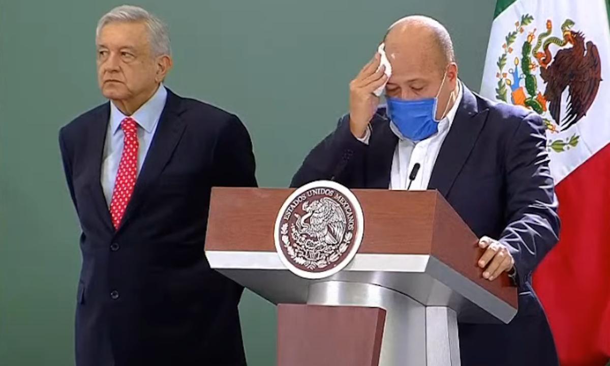 AMLO dio todo su respaldo; Enrique Alfaro anuncia más seguridad en frontera de Jalisco y Zacatecas