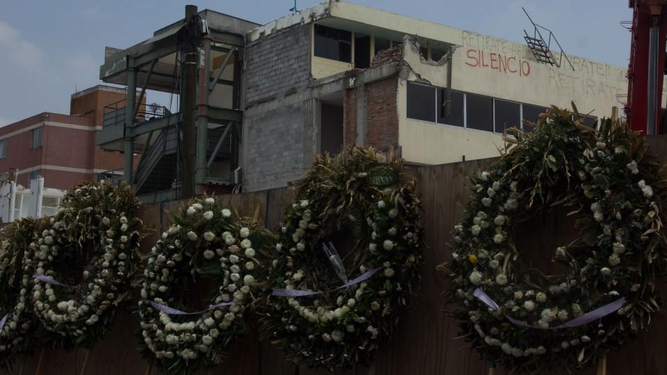 Sentencian a 208 años de prisión al director de obra del Colegio Rébsamen