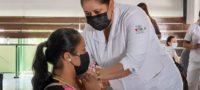 Avanza jornada de vacunación AntiCovid-19 en Cuatro Ciénegas