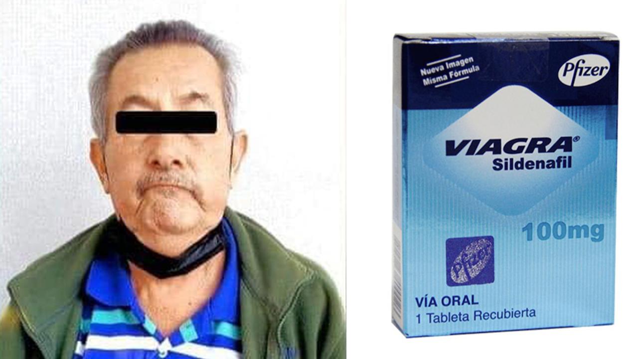 Policiaca: Don Héctor fue detenido en Coahuila; robó pastilla azul para noche de pasión