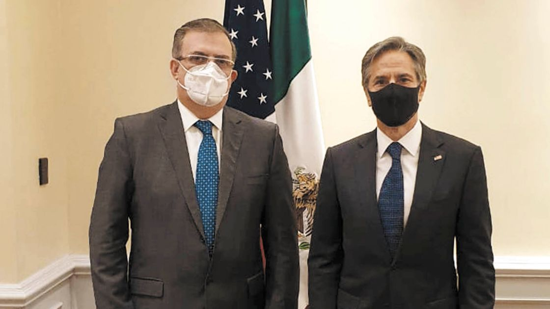 México y EE.UU. conversan sobre migración; soluciones para seguridad económica