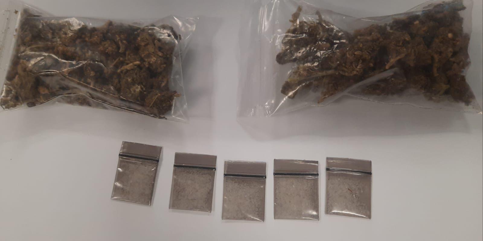 Intentan introducir droga a la Región Centro
