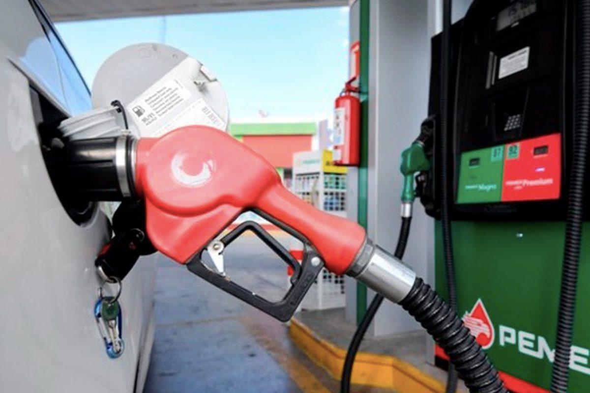 Gasolina Premium sube y supera los $25 por litro