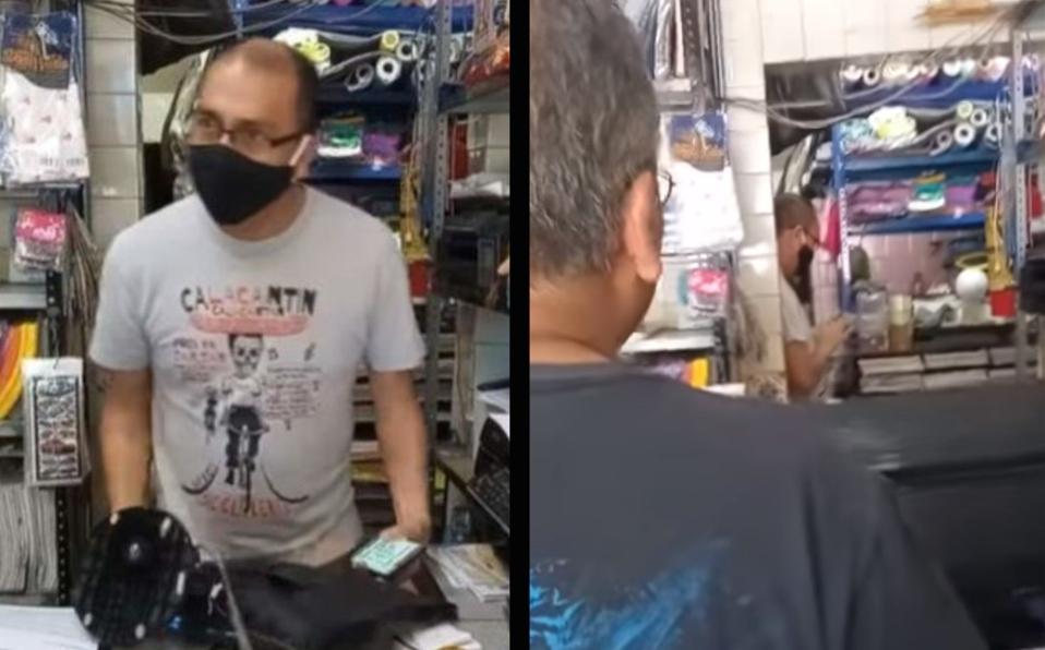 📹 | ¡Pinch*, puerco!: papá confronta al acosador de su hija; video se vuelve viral