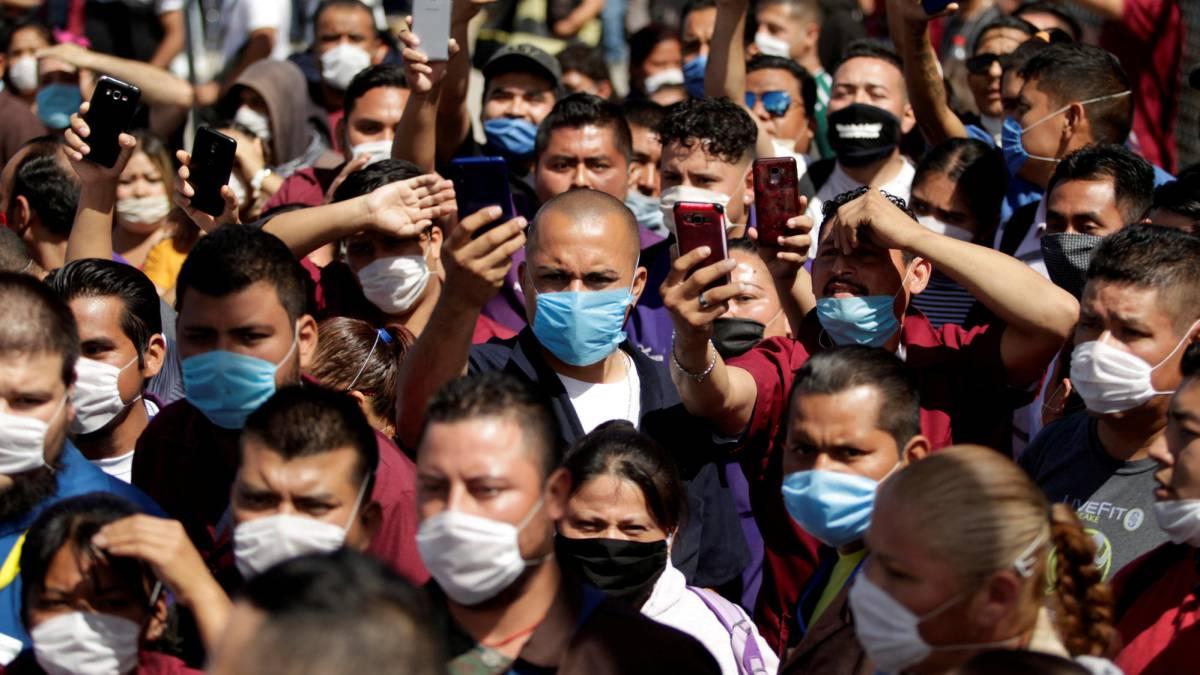44% de la 44% de los mexicanos han recibido vacuna contra Covid-19: Ssapoblación en México está vacunada contra Covid-19: Ssa