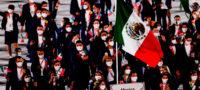 ¡Así desfiló México en la inauguración de Tokio 2020!