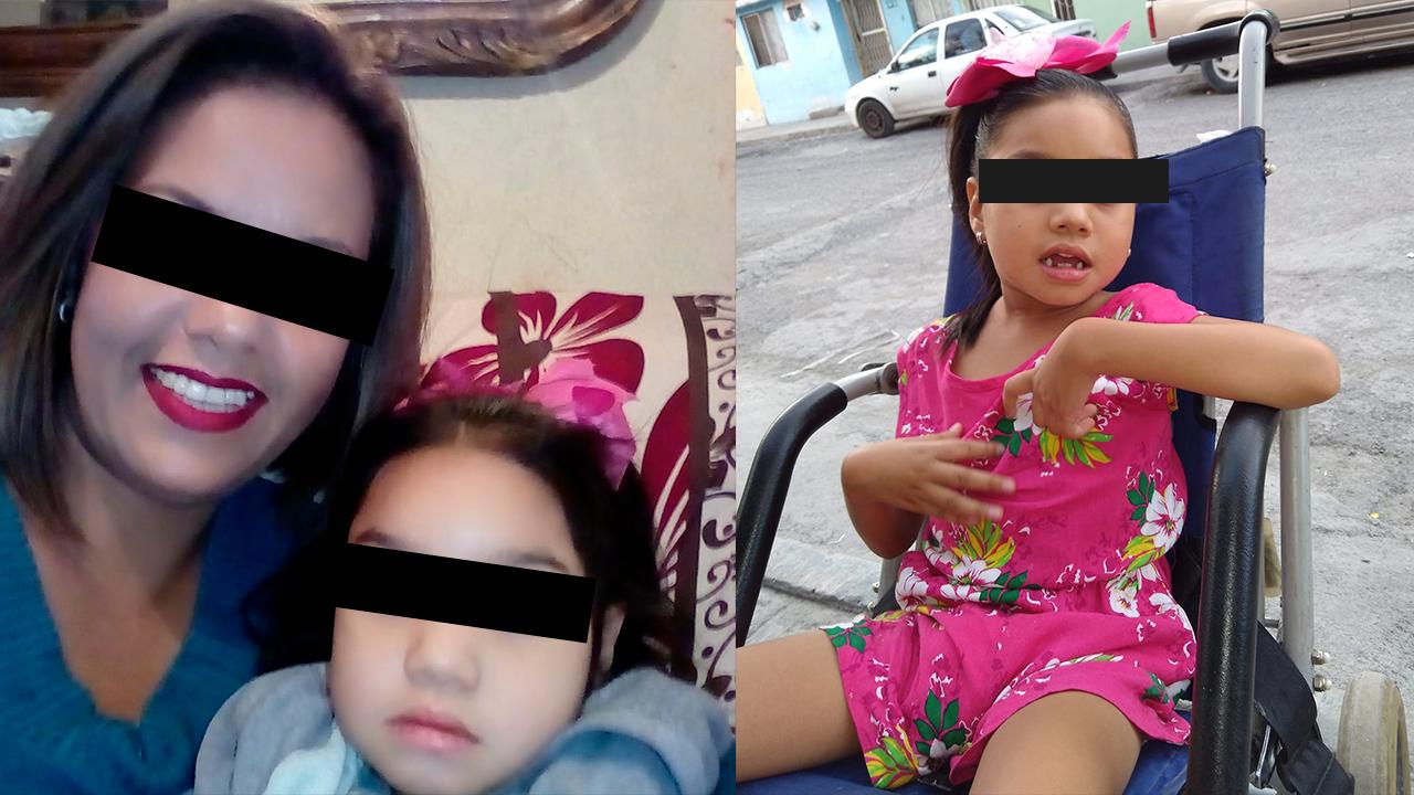 Entendió que se burlaban de ella; niña en silla de ruedas es discriminada en Monclova