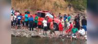 Niña de 10 años muere ahogada en río; encontraron su cuerpo 3 horas después