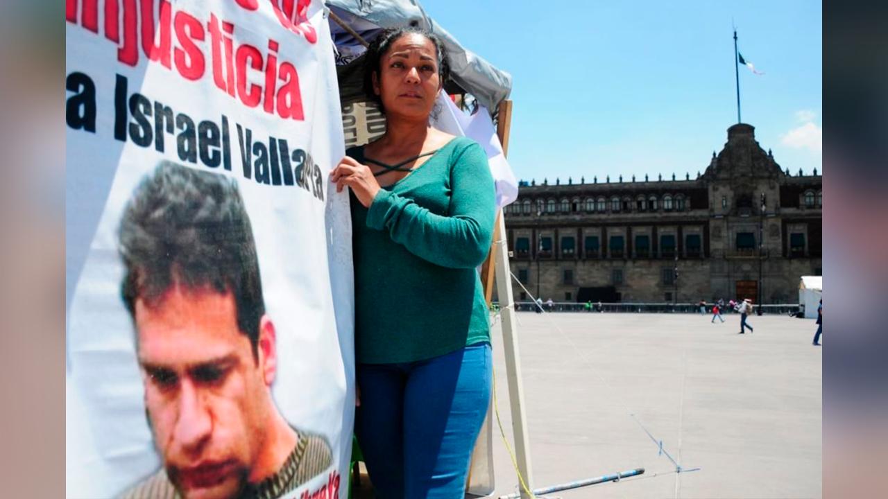 Contra Loret de Mola; esposa de Israel Vallarta irá a Palacio Nacional para hablar con AMLO