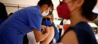 Aplicarán 5 mil dosis de vacuna AntiCovid-19 a personas de 30 a 39 años en Frontera