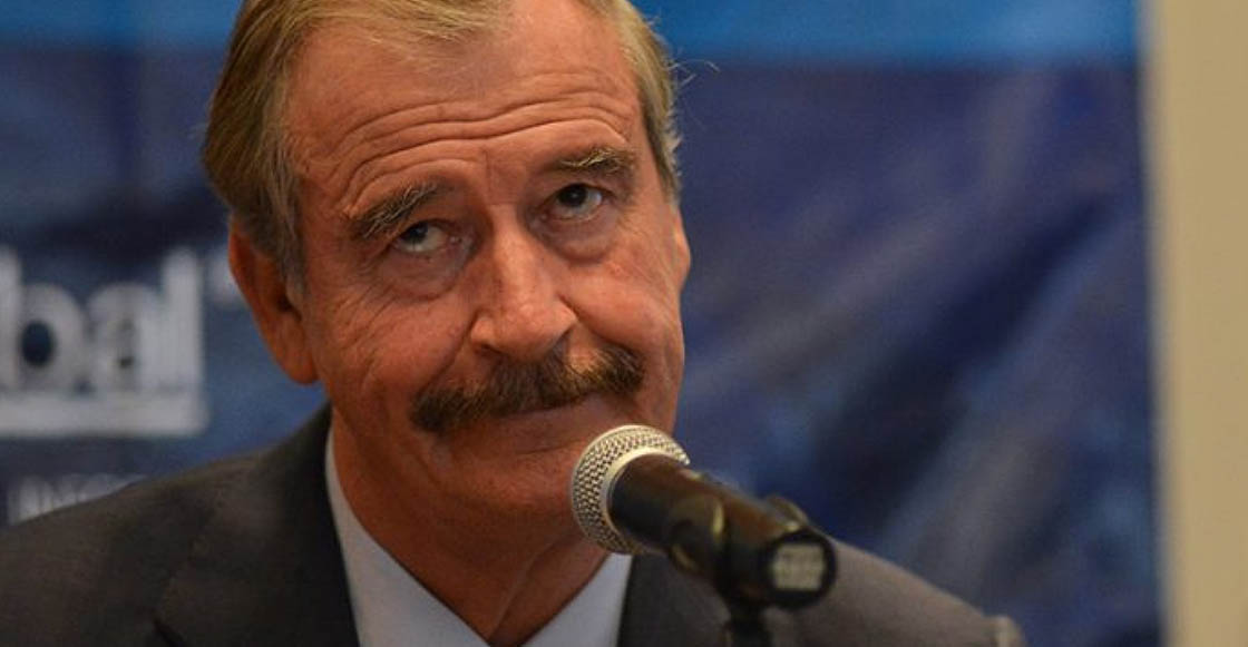 Oye genio, ¿ya viste tus resultados? Ya lo hubieran corrido; dice Vicente Fox a AMLO