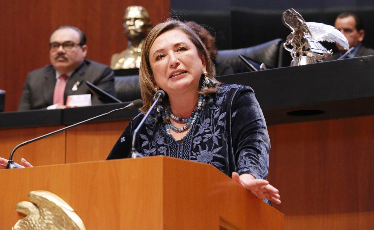 Buscará Xóchitl Gálvez ser la jefa de Gobierno de la Ciudad de México en 2024