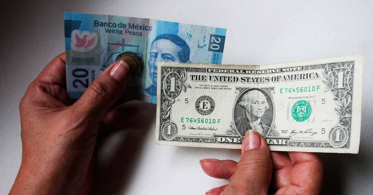 Dólar vs Peso; una de las mejores noticias para la economía