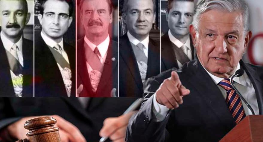 INE instala casilla especial para AMLO; piden que vote en consulta de expresidentes