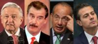 Fox, Calderón y Peña 'se rayaron' en publicidad, pagaron más de 6 mmdp al Reforma y El Universal: AMLO