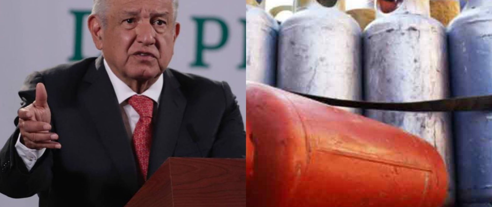 Estado no se doblegaran ante distribuidores de gas; precio máximo es en beneficio del pueblo: AMLO