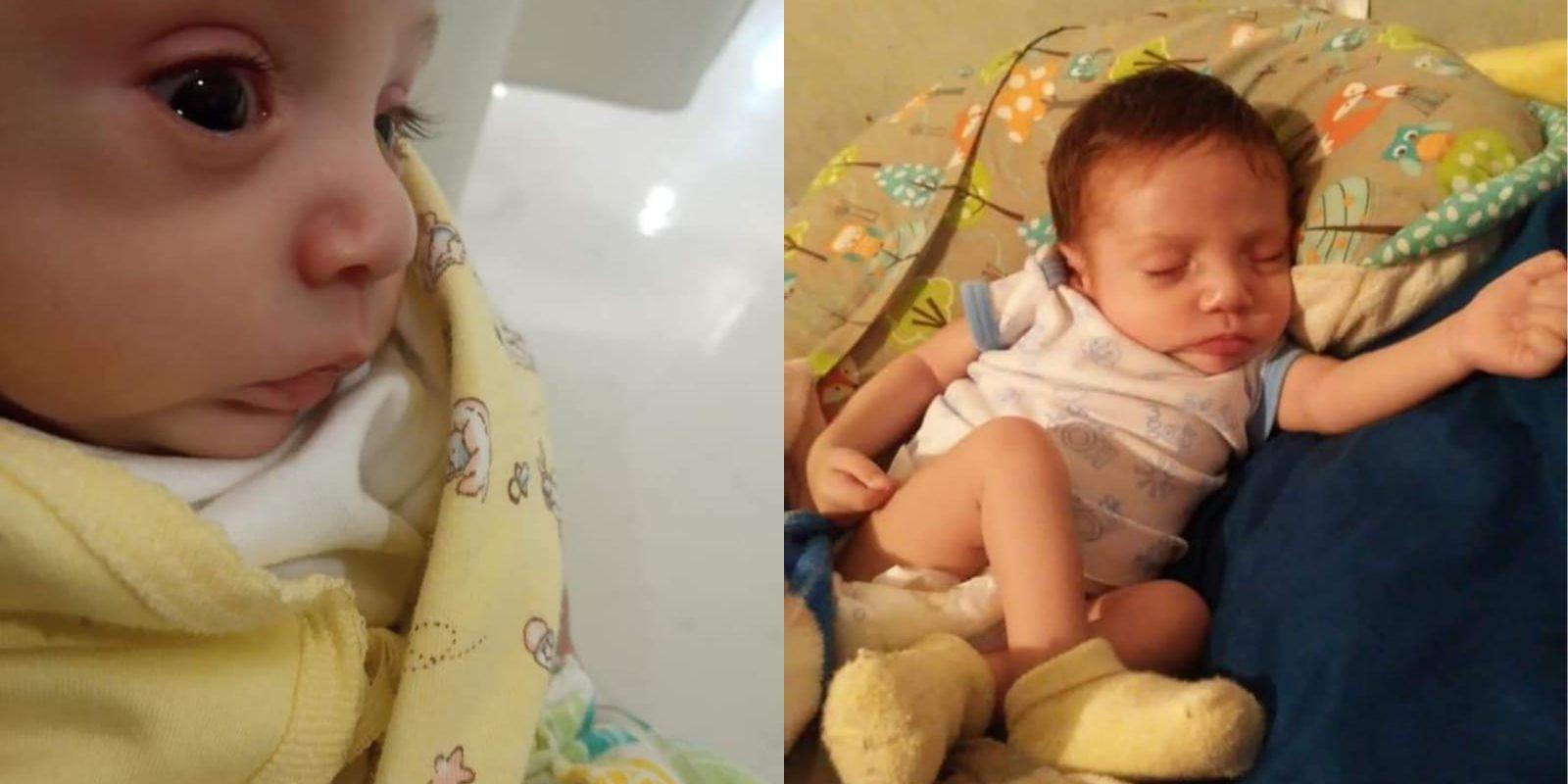 Se me fue un pedazo de mi corazón contigo: Rodrigo, bebito de Saltillo, falleció tras una cirugía