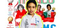 Con 11 años, Rodrigo Saldívar logra ganar medalla de oro para México
