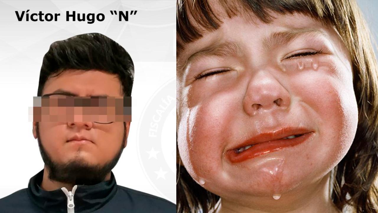 ¡Mamita, tu novio me violó!; padrastro pervertido abusó sexualmente de niñita de 10 años