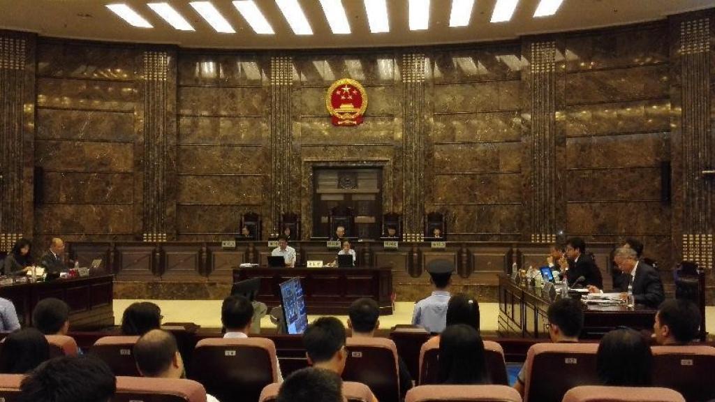 Tribunal chino falla contra denunciante en mediático caso de acoso sexual