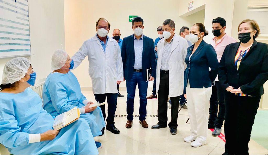 Realiza salud Coahuila 240 cirugías gratuitas de cataratas