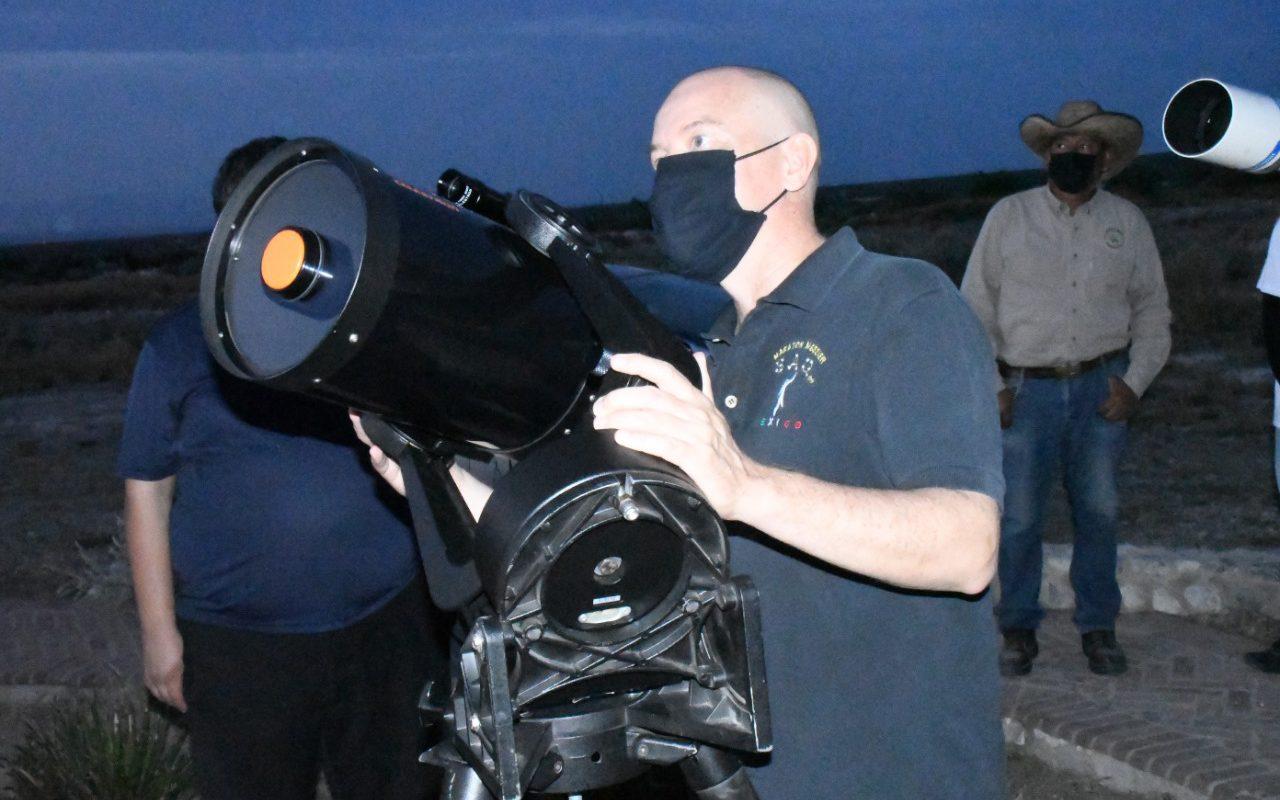 Se augura para Monclova éxito en las actividades astronómicas