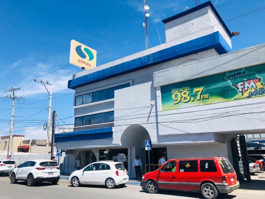 Garantiza SIMAS abasto de agua en las colonias de la ciudad de Monclova