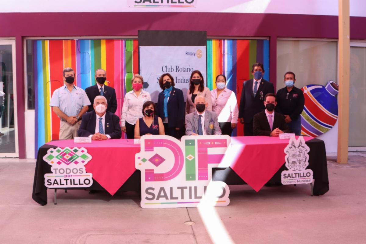 Comparte DIF Saltillo modelo de cuidado al medio ambiente