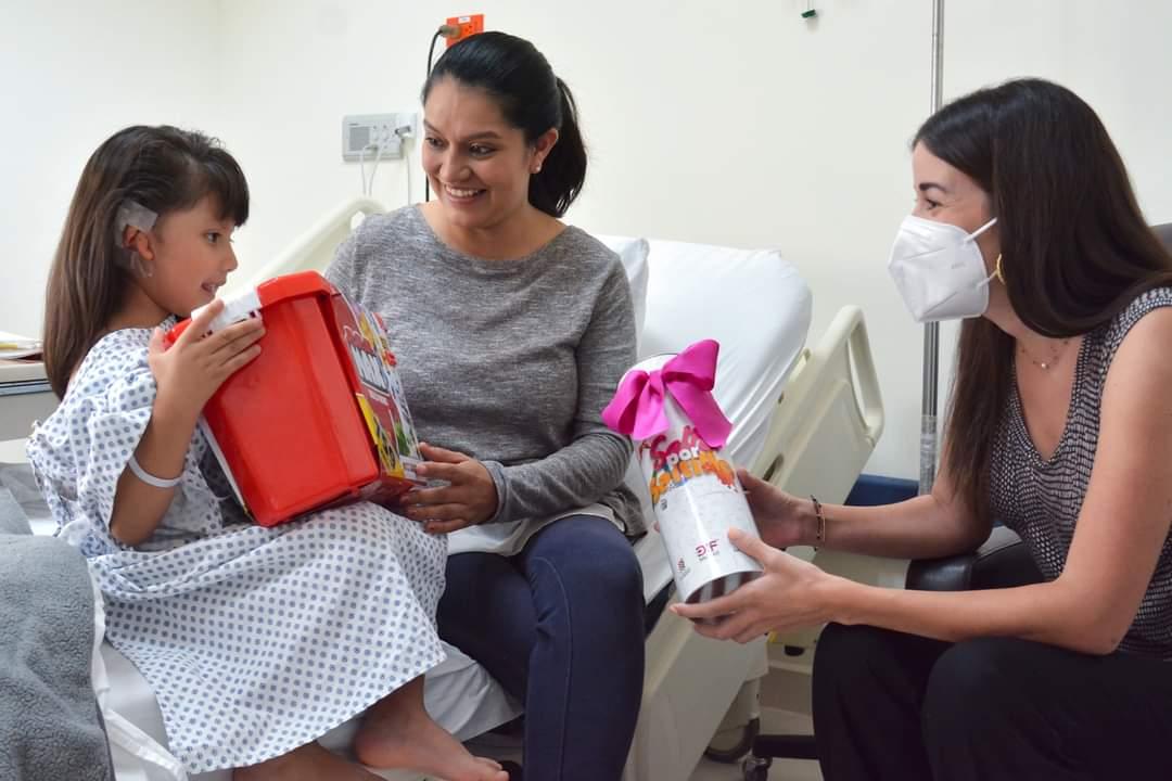 Con cirugías osteointegradas calidad de vida de niños en Saltillo