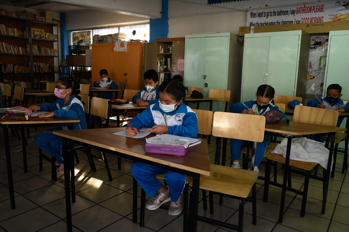 Dos escuelas de Ramos Arizpe permanecen cerradas.